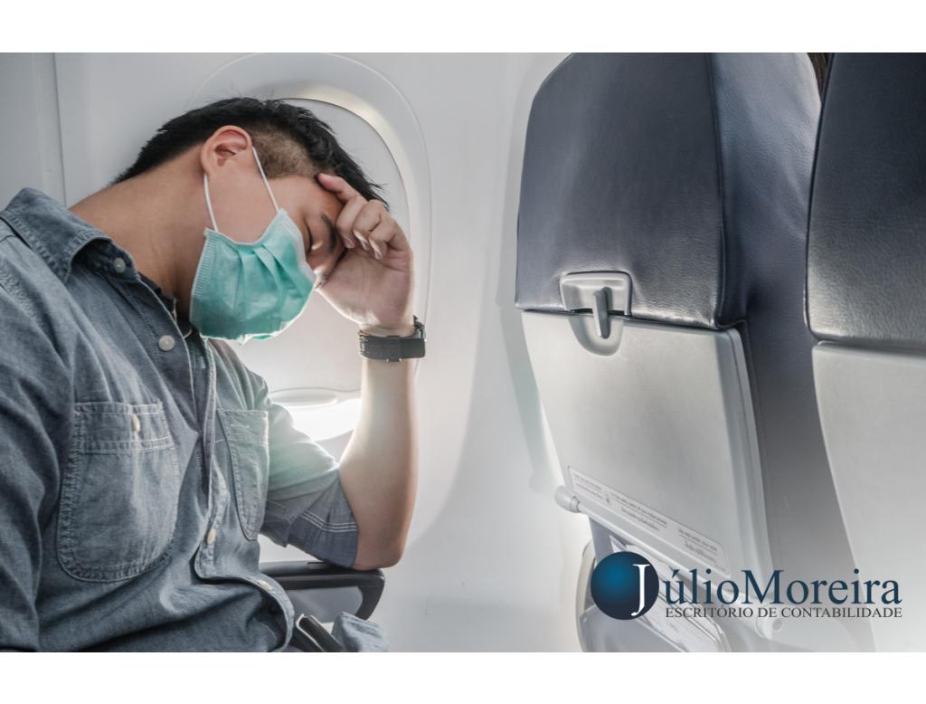 Coronavírus: companhias aéreas devem remarcar passagens sem custo adicional como taxas e multas