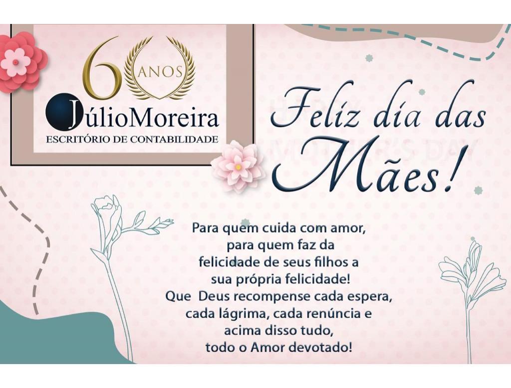Desejamos a todas as mulheres um Feliz dia das Mães!!
