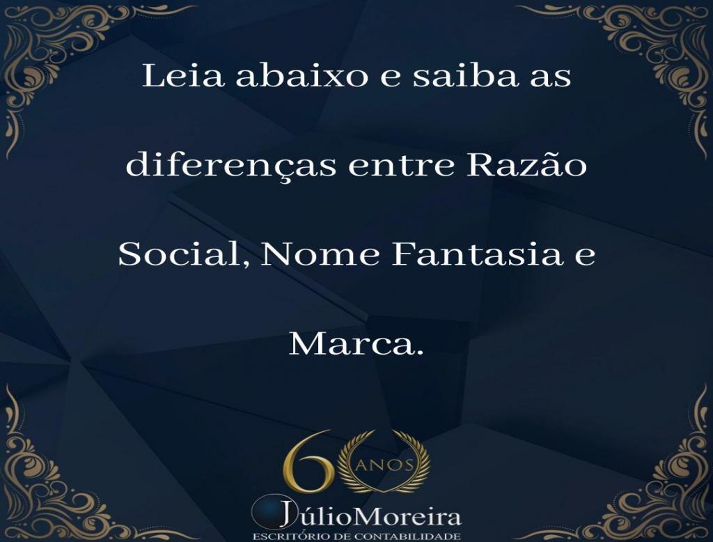 Razão social, nome fantasia e marca são 3 termos conhecidos pelos empresários.